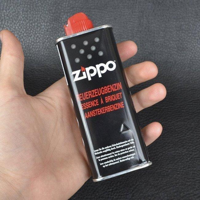 Фото Бензин для зажигалок Zippo (125мл) купить в Украине по недорогой цене для рыбалки