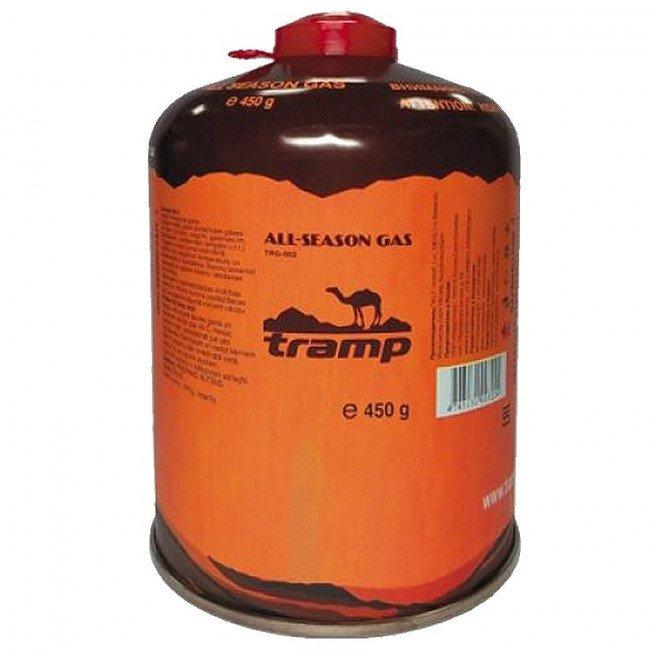 Фото Баллон газовый Tramp TRG-020 (450гр), всесезонный купить в Украине по недорогой цене для рыбалки