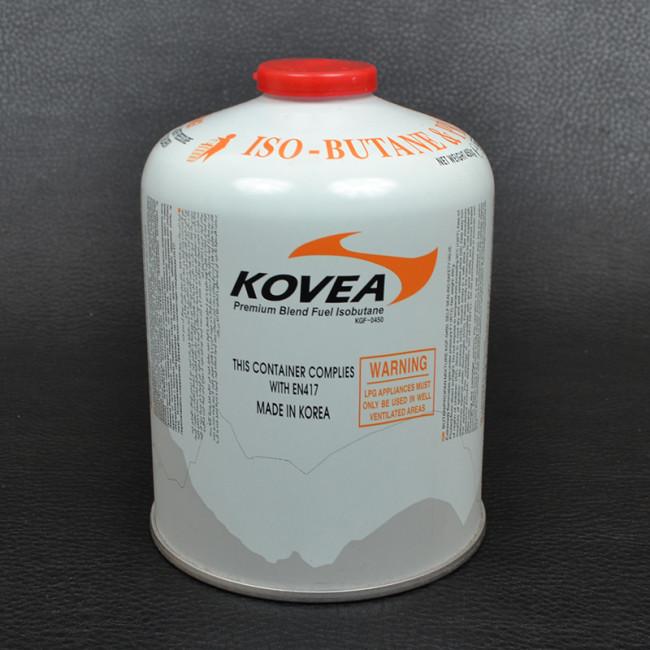 Фото Баллон газовый Kovea (450гр) купить в Украине по недорогой цене для рыбалки