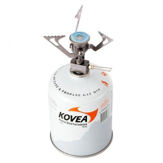 Фото Горелка газовая туристическая Kovea Flame Tornado KB-N1005 купить в Украине по недорогой цене для рыбалки