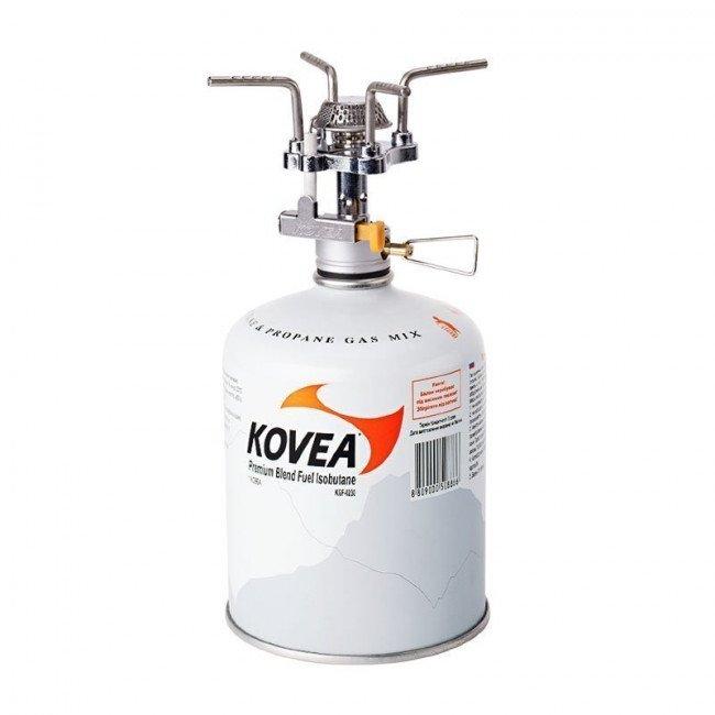 Фото Горелка газовая туристическая Kovea Solo KB-0409 купить в Украине по недорогой цене для рыбалки