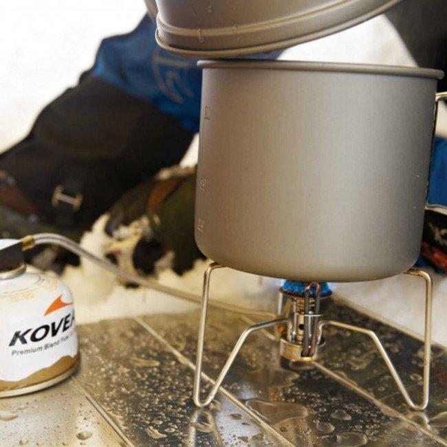 Фото Горелка газовая туристическая выносная Kovea Spider KB-1109 купить в Украине по недорогой цене для рыбалки
