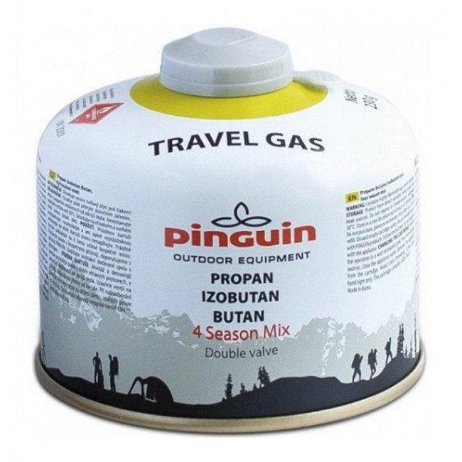 Фото Баллон газовый Pinguin (230гр) G230 купить в Украине по недорогой цене для рыбалки