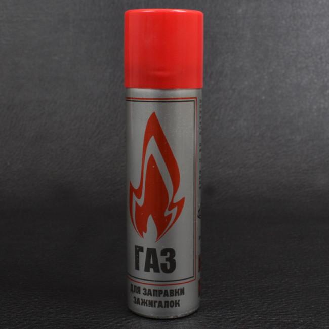 Фото Газ для заправки зажигалок Gas On (90мл) купить в Украине по недорогой цене для рыбалки