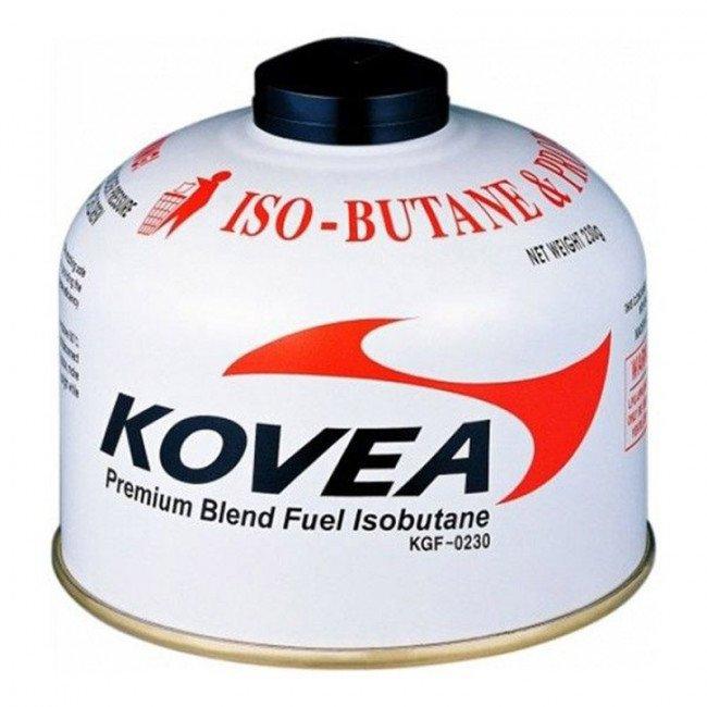 Фото Баллон газовый Kovea (230гр) купить в Украине по недорогой цене для рыбалки