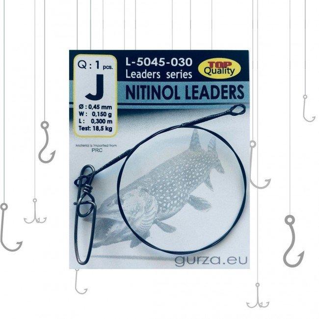 Фото Nitinol Liader J L-5045-xxx купить в Украине по недорогой цене для рыбалки