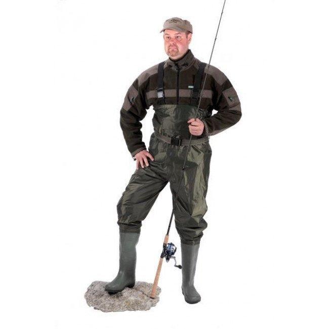 Фото Заброды нейлон с поясом MIKADO UMS01 купить в Украине по недорогой цене для рыбалки