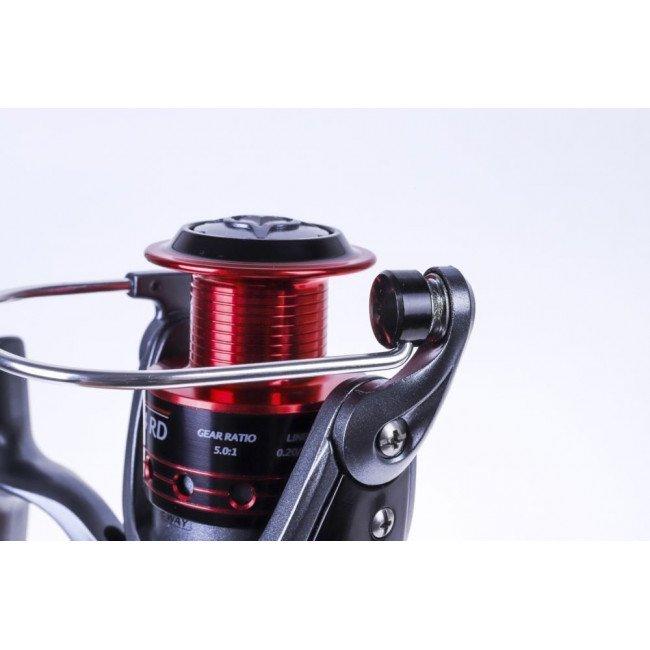Фото Катушка Mikado RAFTER 4004RD купить в Украине по недорогой цене для рыбалки