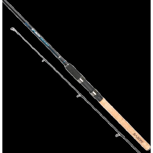 Штекерные спиннинги | Спиннинг Mikado Sasori Medium-Light Spin 240 (5-25г) | Характеристики | Отзывы | Описание