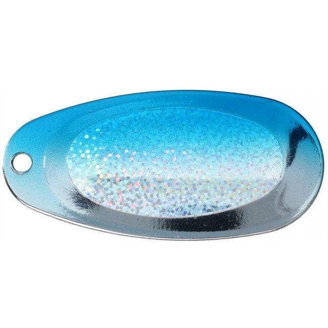 Фото Блесна вращающаяся Mikado BLASTER Blue Silver 4 г купить в Украине по недорогой цене для рыбалки