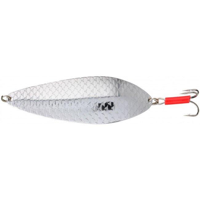 Фото Блесна колеблющаяся Mikado NANCY Silver 30 г купить в Украине по недорогой цене для рыбалки