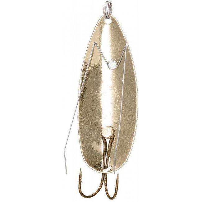 Фото Блесна колеблющаяся Mikado PIKE Gold 7 г купить в Украине по недорогой цене для рыбалки