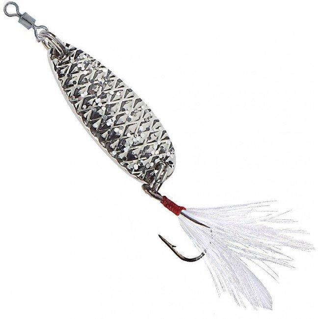 Фото Блесна-колебалка Balzer Star Dust Trout spoon Silver 6,5 г купить в Украине по недорогой цене для рыбалки