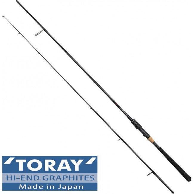 Фото Спиннинг Dam Effzett Z1 Toray Light Spin 240 (7-30г) купить в Украине по недорогой цене для рыбалки
