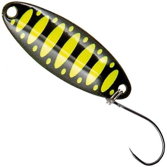 Фото Блесна-колебалка Nomura ISEI METAL SPOON Tiger Yellow 2,9 г купить в Украине по недорогой цене для рыбалки