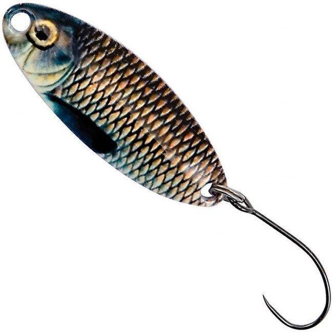 Фото Блесна-колебалка Nomura ISEI REAL FISH SPOON Real Skin 2,9 г купить в Украине по недорогой цене для рыбалки