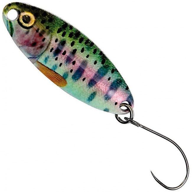 Фото Блесна-колебалка Nomura ISEI REAL FISH SPOON Real Rainbow Trout 2,9 г купить в Украине по недорогой цене для рыбалки