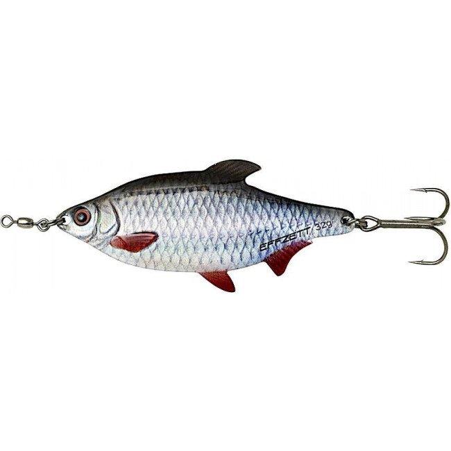 Фото Блесна-колебалка DAM Effzett Roach Spoon Roach 56 г купить в Украине по недорогой цене для рыбалки