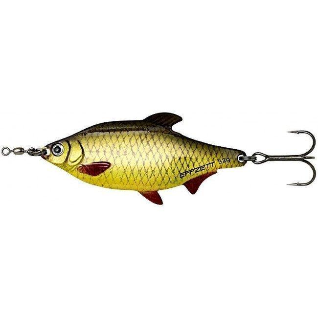 Фото Блесна-колебалка DAM Effzett Roach Spoon Pink Rudd 56 г купить в Украине по недорогой цене для рыбалки
