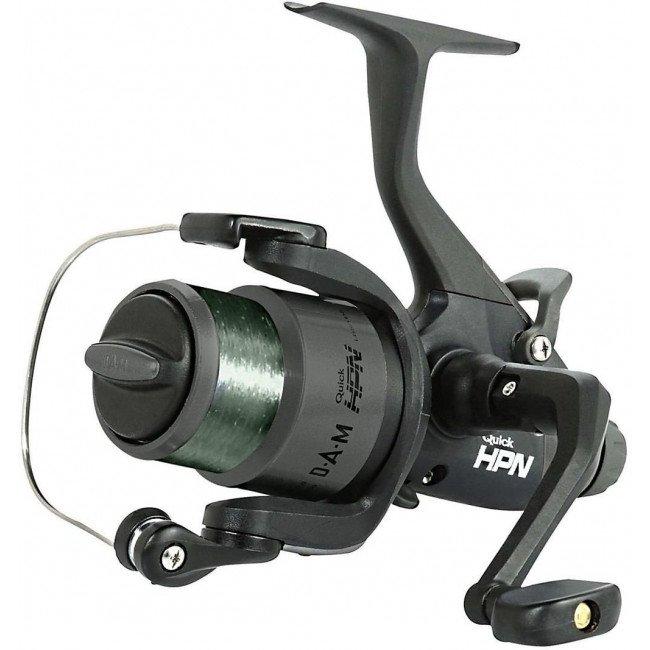 Фото Катушка DAM Baitrunner QUICK HPN 150FS купить в Украине по недорогой цене для рыбалки