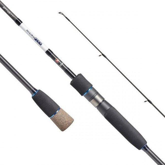 Фото Спиннинг Dam Effzett Microflex Ultralight Spin 190 (2-10г) купить в Украине по недорогой цене для рыбалки
