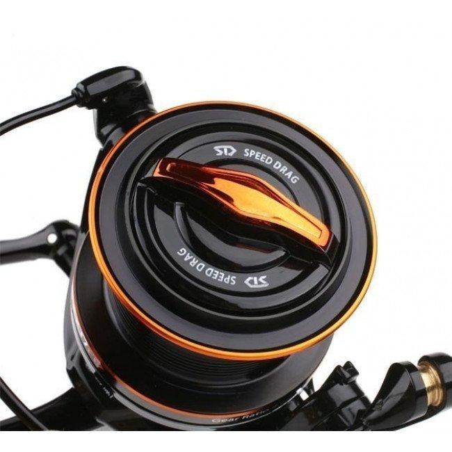 Фото Катушка Mikado LENTUS 10007 купить в Украине по недорогой цене для рыбалки