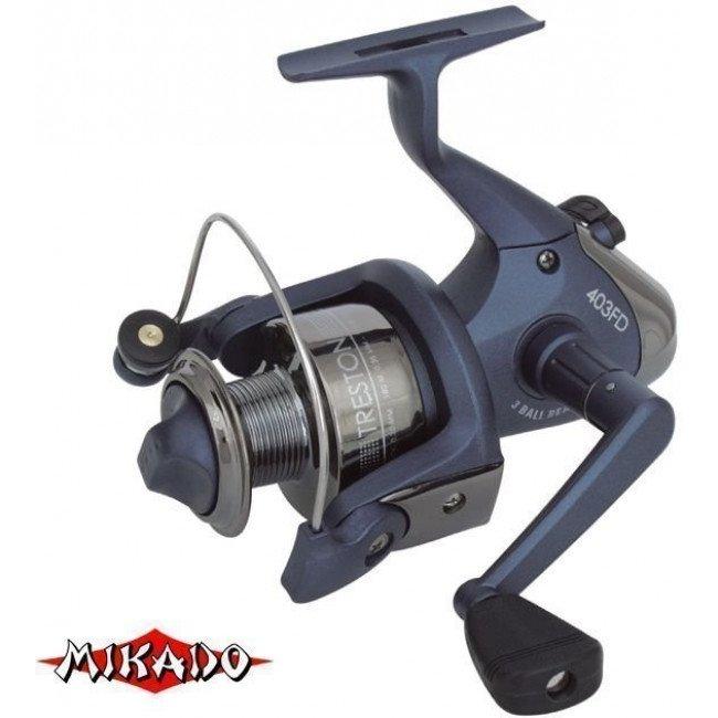 Фото Катушка Mikado TRESTON 301 FD купить в Украине по недорогой цене для рыбалки