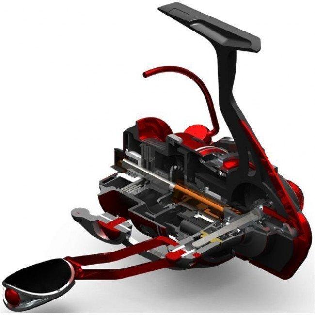 Спиннинговые и универсальные катушки | Катушка Mikado AIRSPACE 1008 FD | Характеристики | Отзывы | Описание