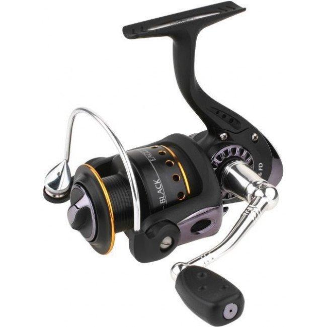Фото Катушка Mikado BLACK EAGLE 4006 FD купить в Украине по недорогой цене для рыбалки