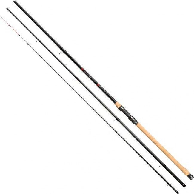 Фото Фидер Mikado Essential Medium Feeder 390 (до 110г) купить в Украине по недорогой цене для рыбалки