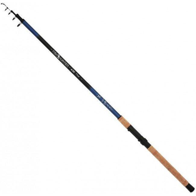 Болонские и телескопические удилища | Удочка Mikado Fish Hunter Float 400 (до 30г) | Характеристики | Отзывы | Описание