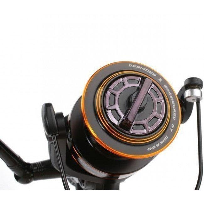 Фото Катушка Mikado RAPTUM 8007 купить в Украине по недорогой цене для рыбалки