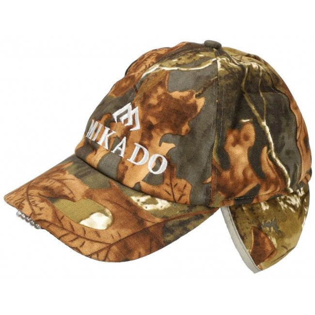 Кепки и шапки | Бейсболка Mikado UM-ULED03-LF | Характеристики | Отзывы | Описание