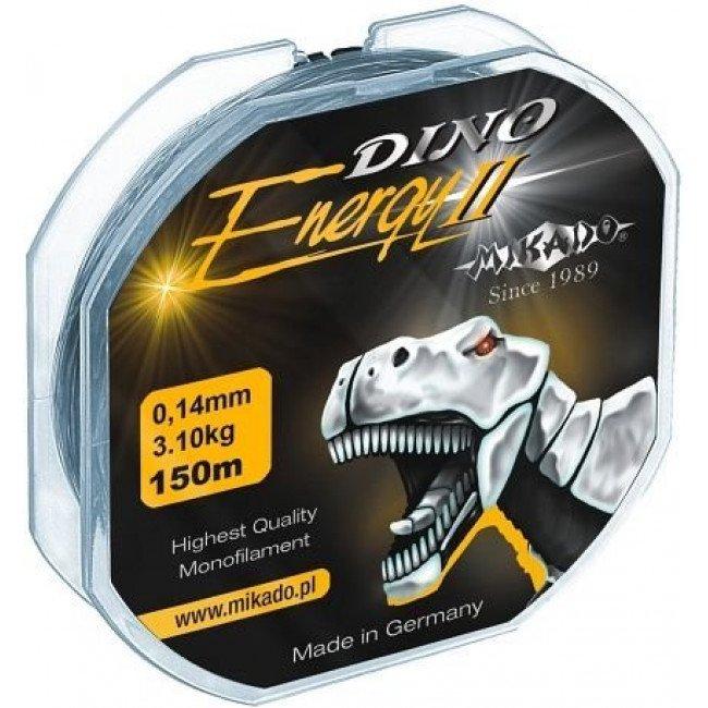 Фото Леска Mikado DINO ENERGY II 2x150м купить в Украине по недорогой цене для рыбалки