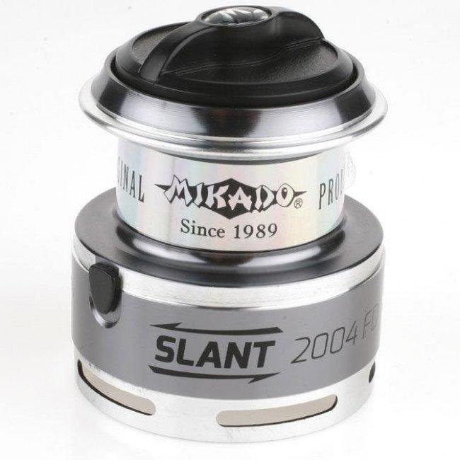 Спиннинговые и универсальные катушки | Катушка Mikado SLANT 4004 FD | Характеристики | Отзывы | Описание
