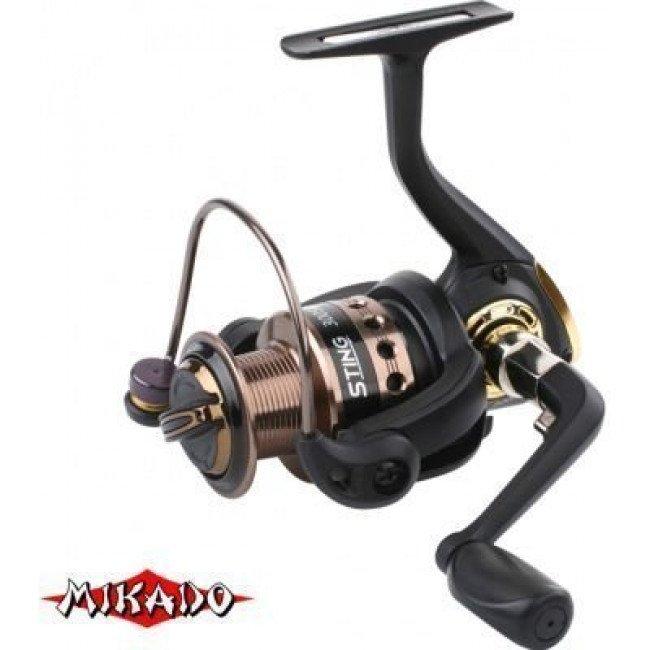 Фото Катушка Mikado STING 4005 FD купить в Украине по недорогой цене для рыбалки