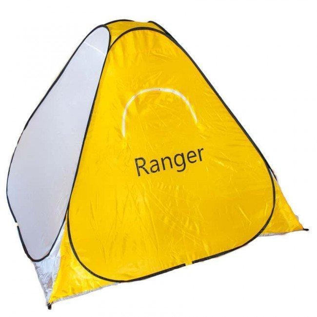 Фото Всесезонная палатка-автомат для рыбалки Ranger winter-5 купить в Украине по недорогой цене для рыбалки