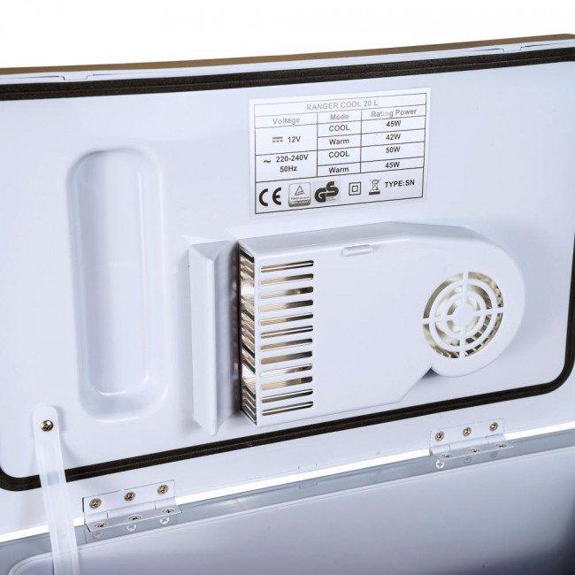 Фото Автохолодильник Ranger Cool 20L (Арт. RA 8847) купить в Украине по недорогой цене для рыбалки