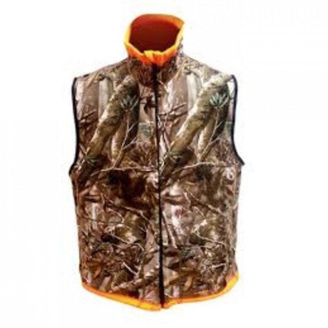 Фото Жилет флис. Norfin Hunting Reversable Vest Passion/Orange купить в Украине по недорогой цене для рыбалки